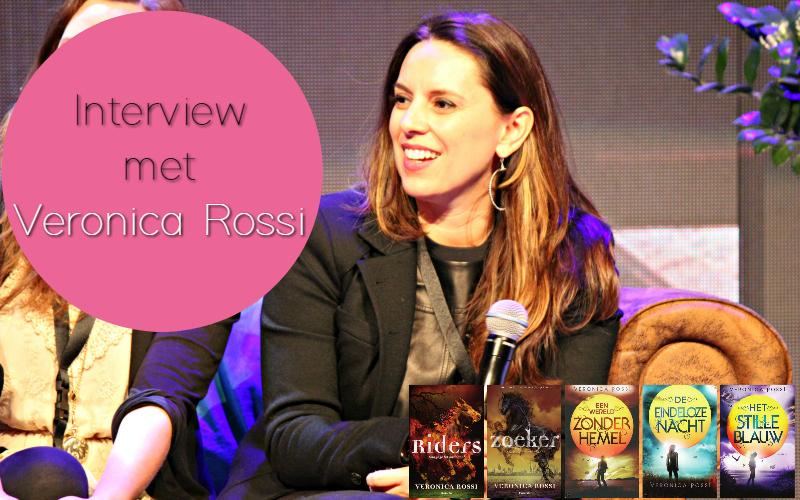 Veronica Rossi interview