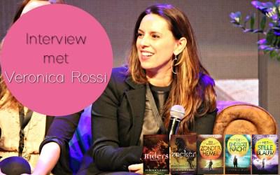 Interview met… Veronica Rossi