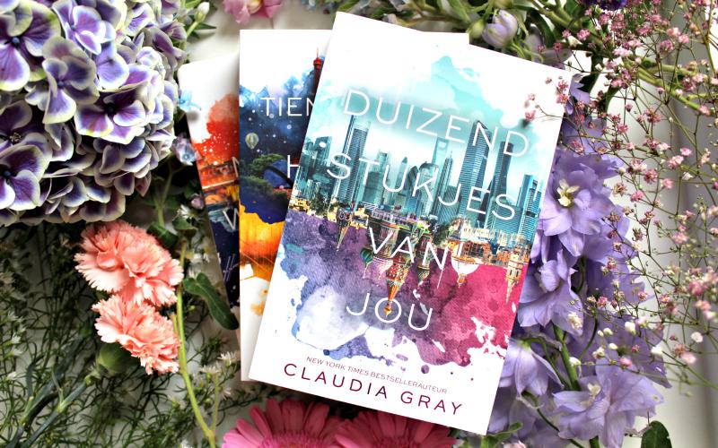 Duizend Stukjes van Jou - Claudia Gray