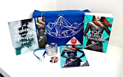 Unboxing | Celebrate Books – Sarah J. Maas Special (NL)