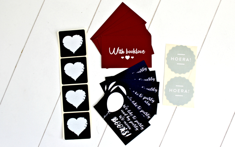 Giftcards and stickers