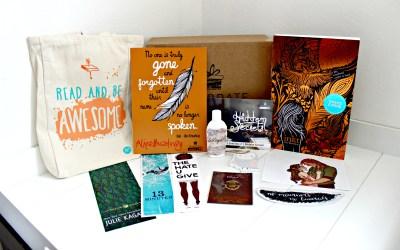Unboxing | Celebrate Books – Hidden Secrets