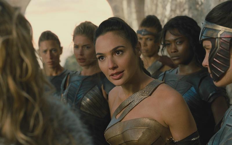 Wonder Woman still