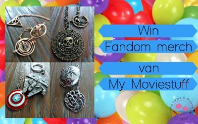 13 Days of Celebration #6 | Win Fandom merchandise van My Moviestuff {Afgelopen}