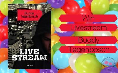 13 Days of Celebration #1 | Win Livestream door Buddy Tegenbosch {Afgelopen}