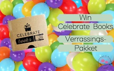 13 Days of Celebration #5 | Win een Celebrate Books verrassingspakket {Afgelopen}