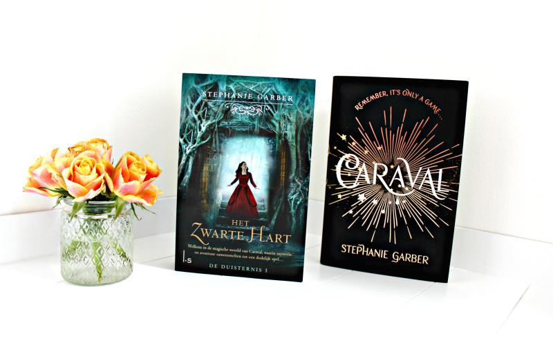 Stephanie Garber - Het Zwarte Hart - Caraval