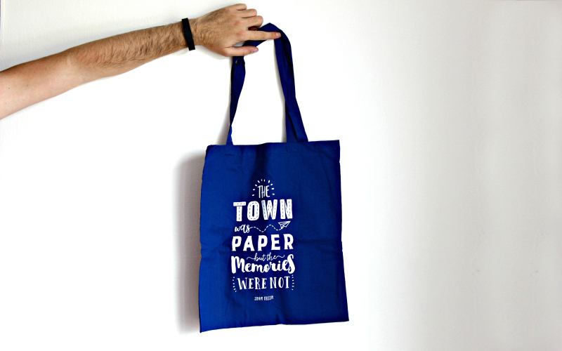 Totebag Paper Towns