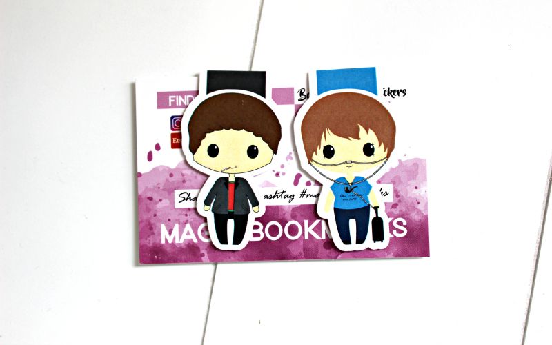 Magic Bookmarks