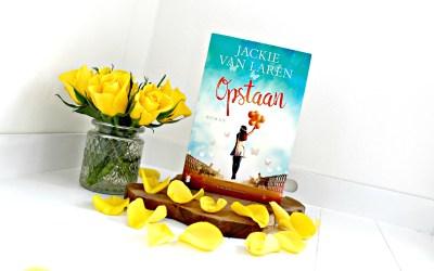 Boekrecensie | Opstaan – Jackie van Laren