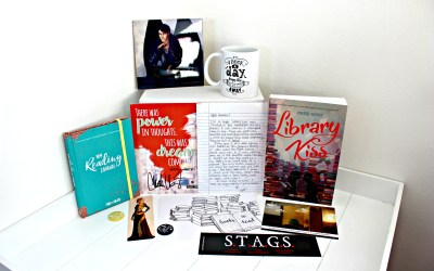 Unboxing   Celebrate Books – Escaping Reality