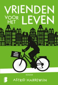 Boekrecensie   Vrienden voor het leven – Astrid Harrewijn