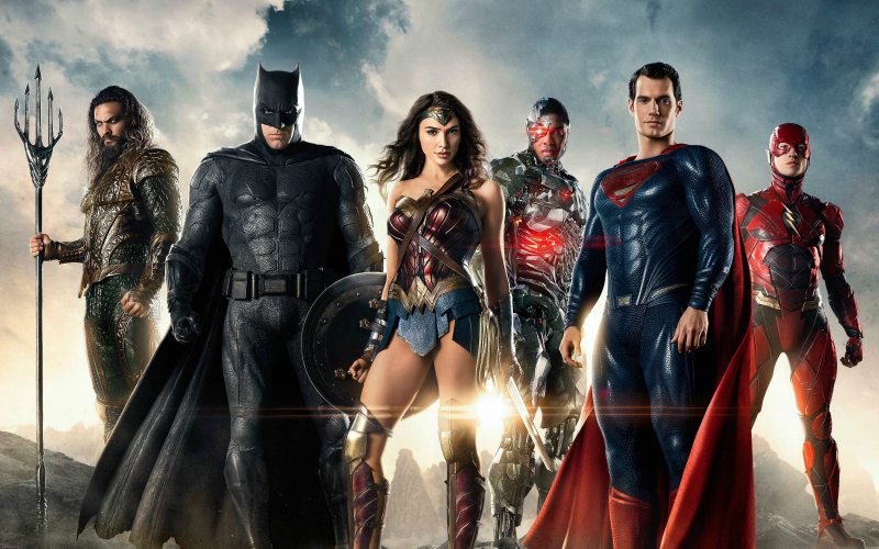 Filmrecensie | Justice League (2017)