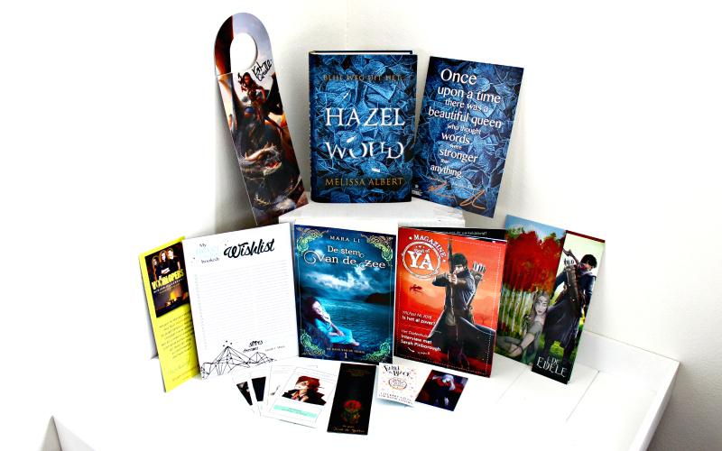 Unboxing   Celebrate Books – Dark Fairytales