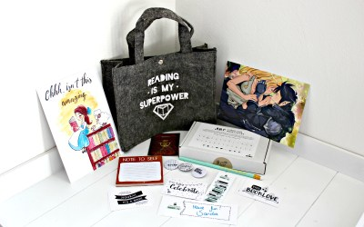 Unboxing   Celebrate Books – Valentine Box for Booklovers