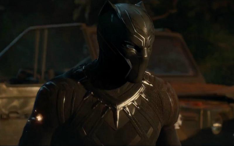 Black Panther still