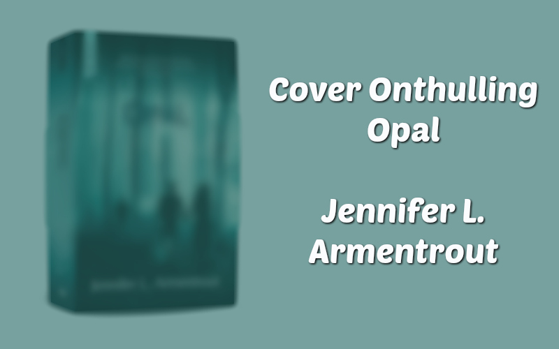 Cover onthulling Opal