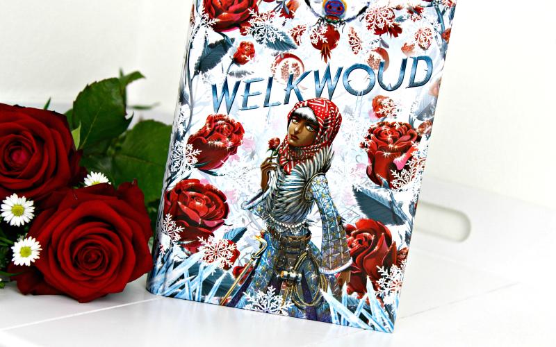 Welkwoud - Tahereh Mafi