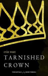 Boekrecensie   Tarnished Crown – Erin Watt