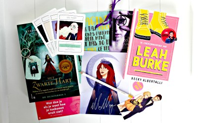 Unboxing | Celebrate Books – Pride and Prom