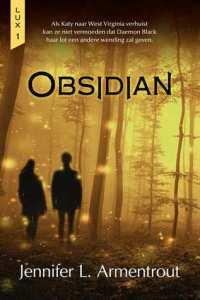 Boekrecensie | Obsidian – Jennifer L. Armentrout (Lux-serie)