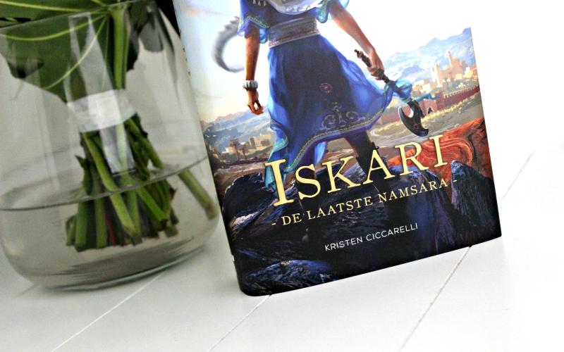 Iskari, de laatste Namsara - Kristen Ciccarelli