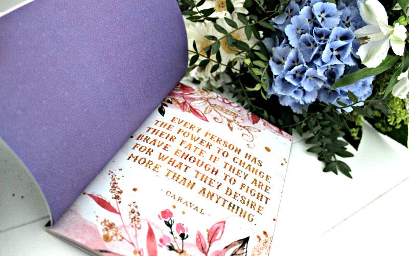 Reading Journal Fairyloot