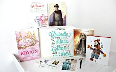 Unboxing   Celebrate Books – Royals #1
