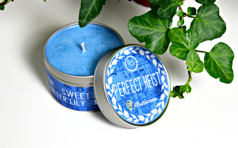 Perfect Heist Candle