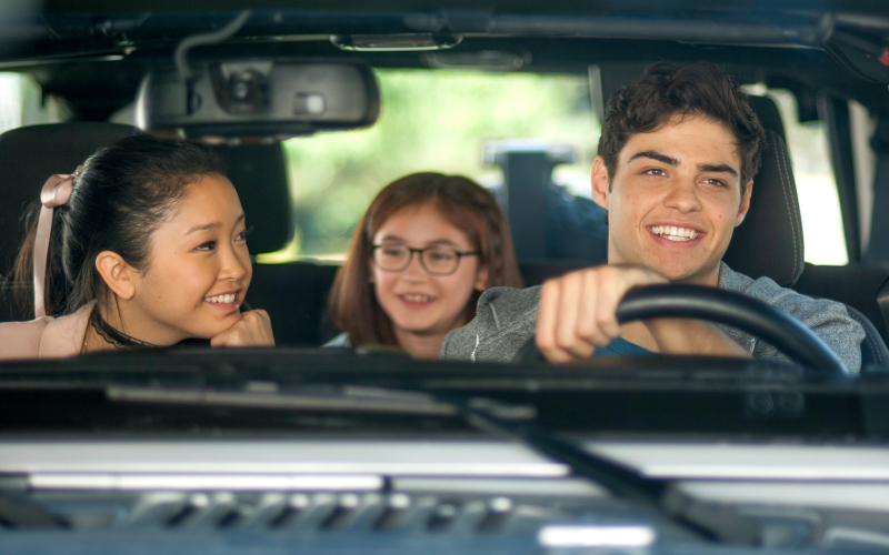 To all the Boys I've Loved Before still 3
