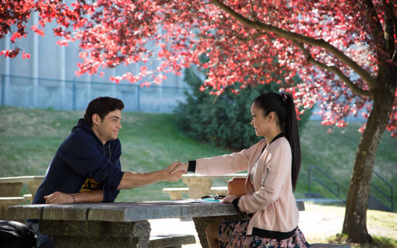Filmrecensie | To all the Boys I've Loved Before (2018)
