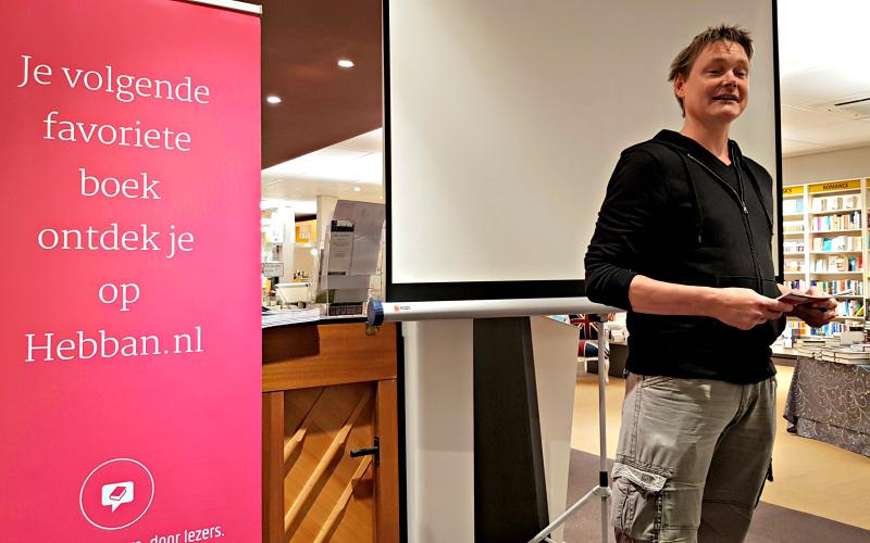 Hebban - Martijn Lindeboom