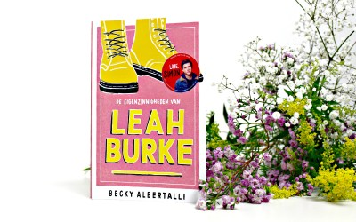 Boekrecensie | Leah on the Offbeat – Becky Albertalli