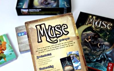 Winnen! | Maak kans op Muse van 999 Games {Afgelopen}