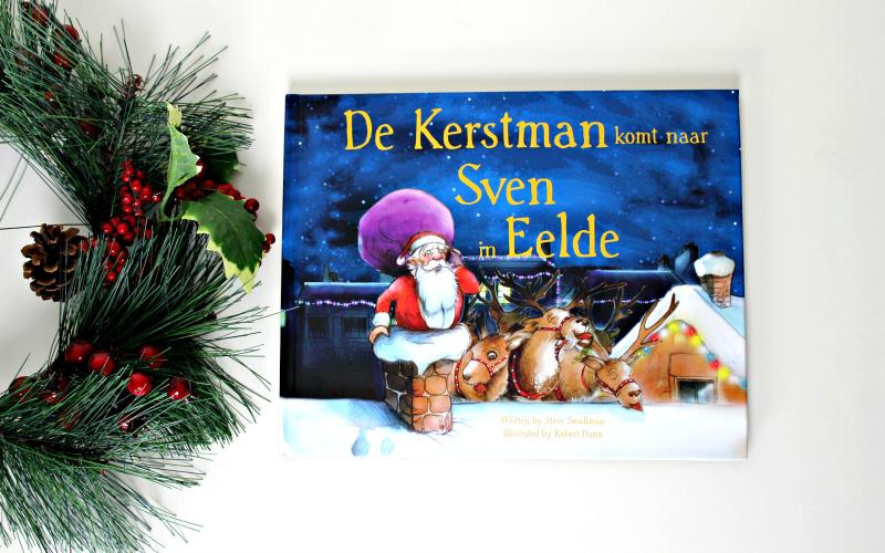 De Kerstman Komt