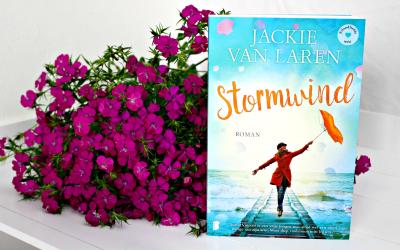 Boekrecensie | Stormwind – Jackie van Laren