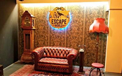 Ik bezocht Escape World Amsterdam | Waterlooplein