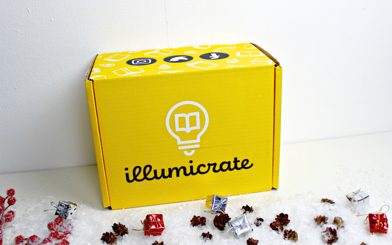 Unboxing | Illumicrate – Clever Ruse