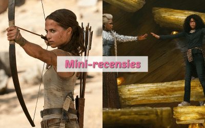 Mini-recensies #11 | Tomb Raider & A Wrinkle in Time