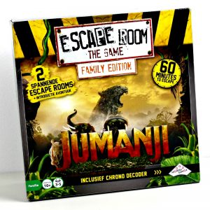 Escape Room The Game - Jumanji - Family Edition