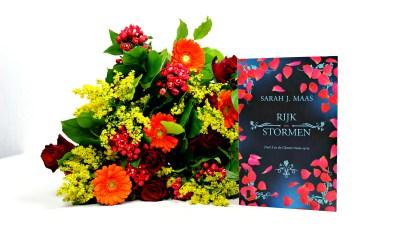 Boekrecensie | Rijk van Stormen – Sarah J. Maas
