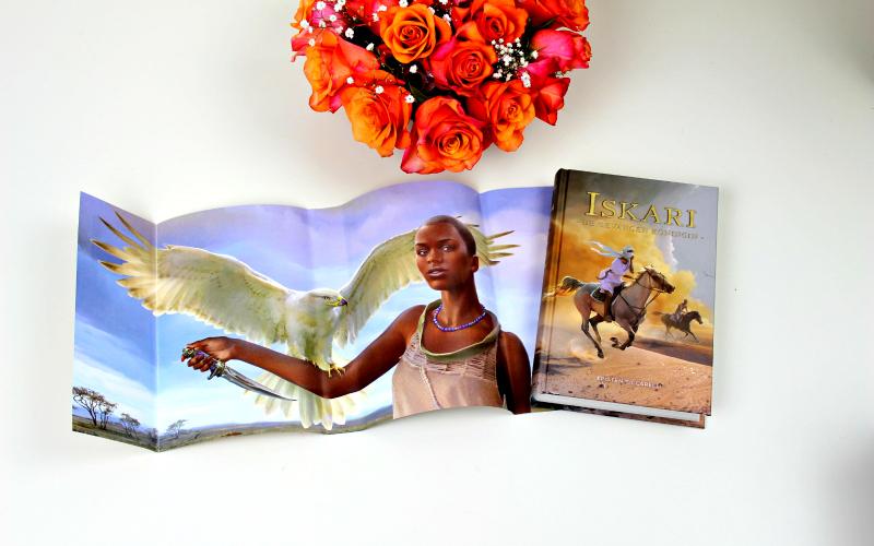 Iskari - De gevangen koningin - Kristen Ciccarelli