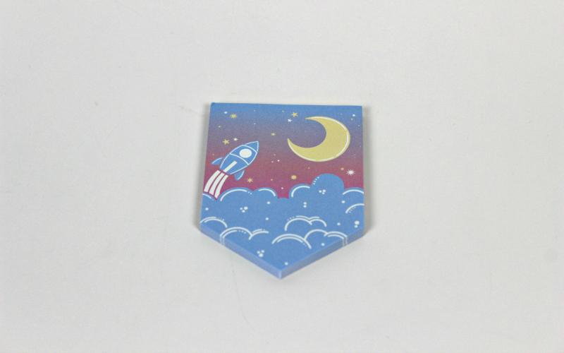 Space Sticky Notes