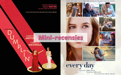 Mini-recensies #12 | Every Day & Dumplin'
