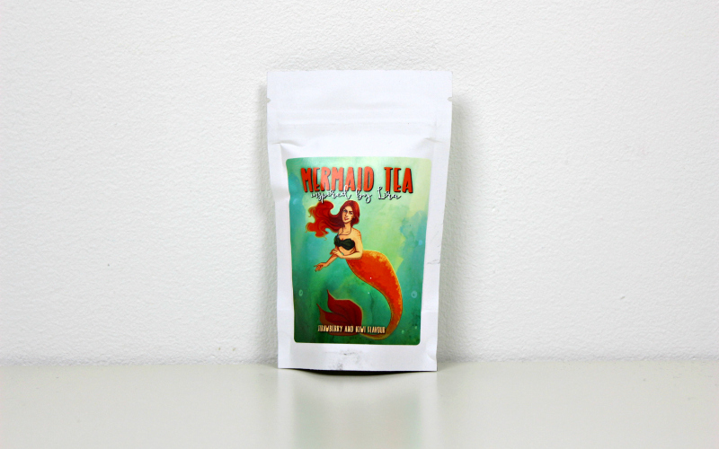 Mermaid tea