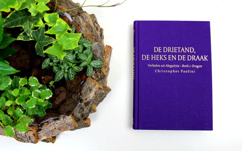 De drietand, de heks en de draak - Christopher Paolini