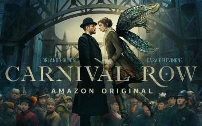 Wat ik vind van de nieuwe Amazon fantasyserie Carnival Row