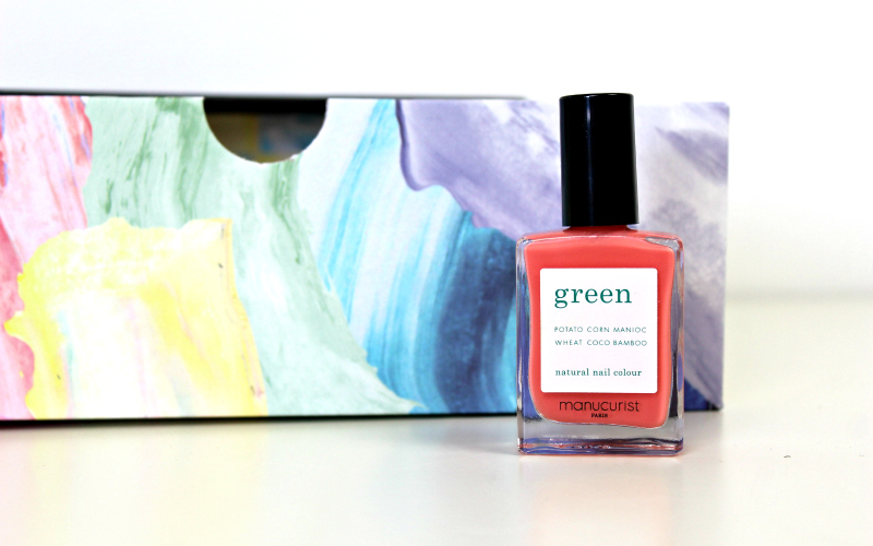 Manucurist - Bird of Paradise - Green Nail Lacquer