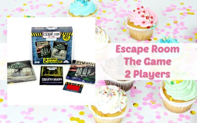 Win Escape Room The Game 2 Players {Afgelopen}