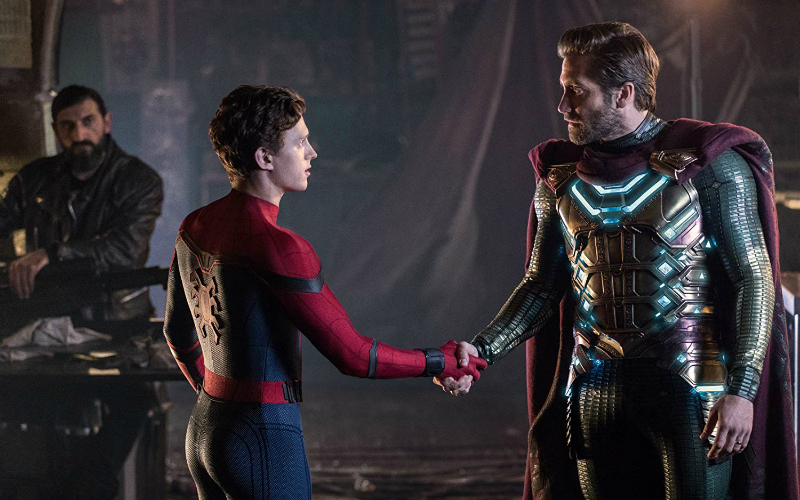 Spider-Man Far From Home still 2